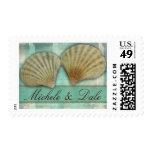 Modifique su propio diseño del seashell para franqueo