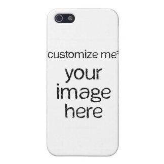 Modifique su propio diseño para requisitos particu iPhone 5 coberturas