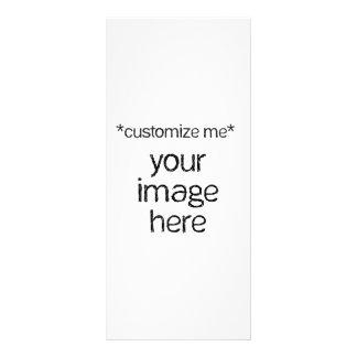 Modifique su propio diseño para requisitos particu tarjeta publicitaria personalizada