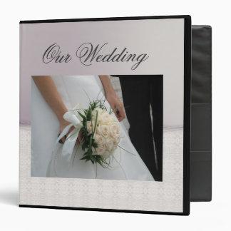 Modifique su propio guión del boda para requisitos