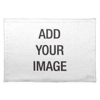 modifique su propio placemat para requisitos parti mantel individual
