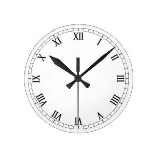 Modifique su propio reloj de pared para requisitos