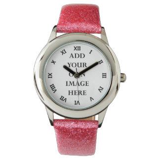 modifique su reloj dado vuelta de los números para