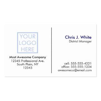 Modifique sus los propios para requisitos particul tarjetas de visita