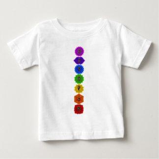 Modifique sus propios productos de Chakra para Tshirts