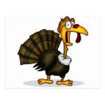 [Modifiqúelo] acción de gracias Turquía Tarjetas Postales