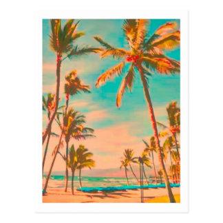 Modifiqúelo para requisitos particulares Hawaiana Tarjeta Postal