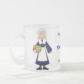 Modifiqúeme para requisitos particulares -- taza de café esmerilada