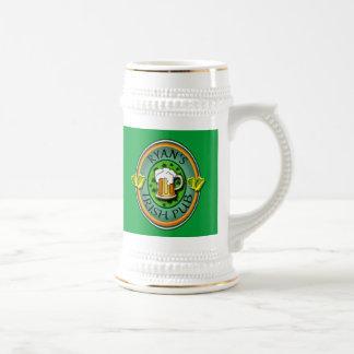 Modifiquemos esta camiseta del Pub para requisitos Jarra De Cerveza