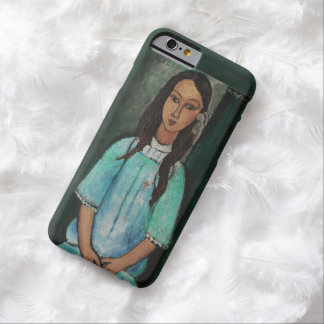 Modigliani Alice Vintage Fine Art Painting Barely There iPhone 6 Case