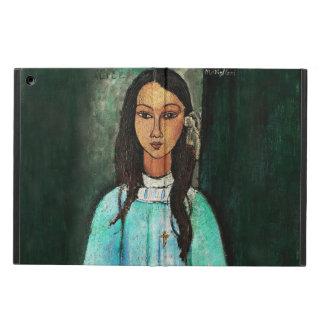 Modigliani Alice Vintage Fine Art Painting iPad Air Cover