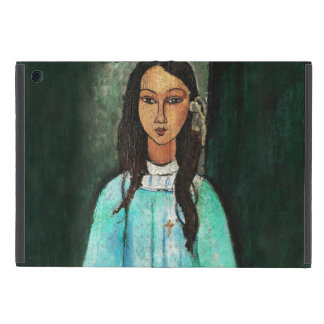 Modigliani Alice Vintage Fine Art Painting iPad Mini Case