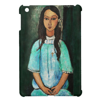 Modigliani Alice Vintage Fine Art Painting iPad Mini Cover