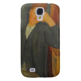 Modigliani Amedeo Portrait Galaxy S4 Case