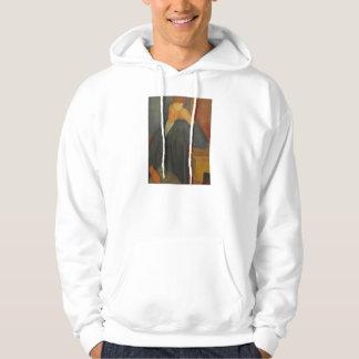 Modigliani Amedeo Portrait Hooded Sweatshirt