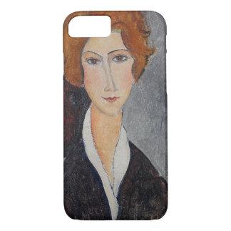 Modigliani Amedeo Portrait iPhone 8/7 Case
