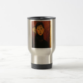 Modigliani Amedeo Portrait Coffee Mugs