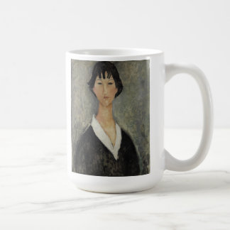 Modigliani Amedeo Portrait Mug