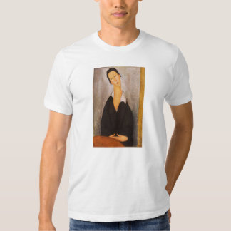Modigliani Amedeo Portrait T Shirts