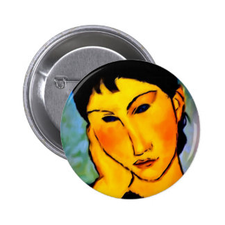modigliani elvira-resting-at-a-table buttons