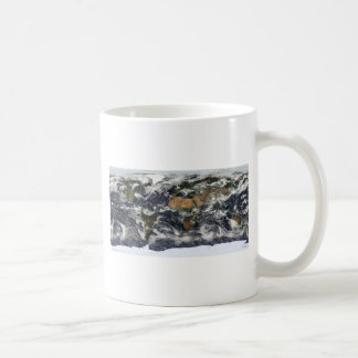 MODIS World Map Coffee Mug