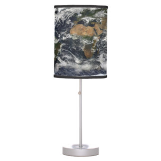MODIS World Map Desk Lamp