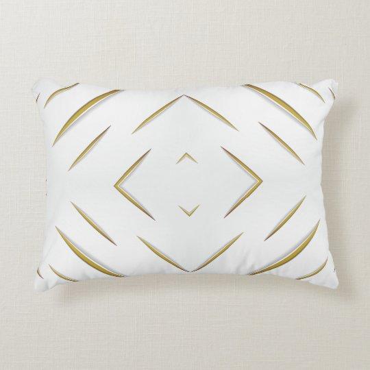 Modish fabric slits decorative pillow - Fabric for throw pillows ...