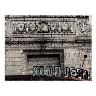 Modjeska Theater Postcard