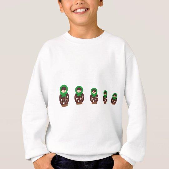 ModMatryoshka10 Sweatshirt