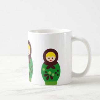 ModMatryoshka12 Coffee Mug