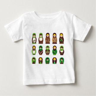 ModMatryoshka1 T Shirts