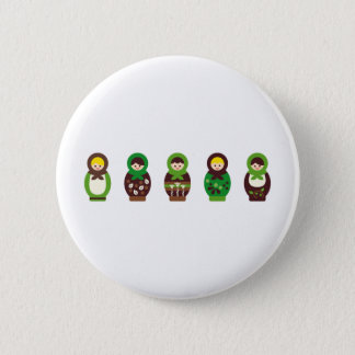 ModMatryoshka3 Pinback Button
