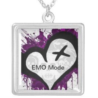 Modo de EMO Colgante Cuadrado