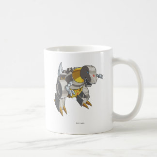 Modo de Grimlock Dino Taza De Café