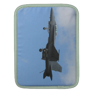 Modo del aterrizaje F18 Mangas De iPad