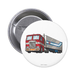 Modo del camión de Optimus Pins