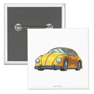 Modo del coche del abejorro pins