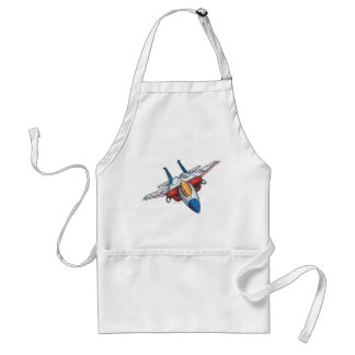 Modo del jet de Starscream Delantal