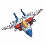 Modo del jet de Starscream Escultura Fotografica