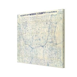 Modoc County Canvas Print