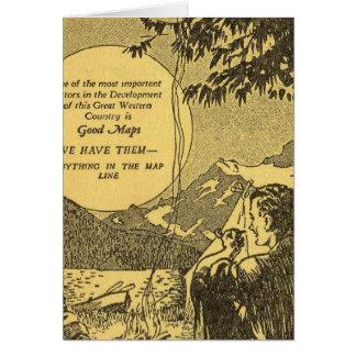 Modoc County Card