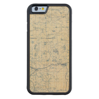 Modoc County Carved® Maple iPhone 6 Bumper