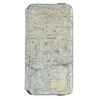 Modoc County iPhone 6/6s Wallet Case