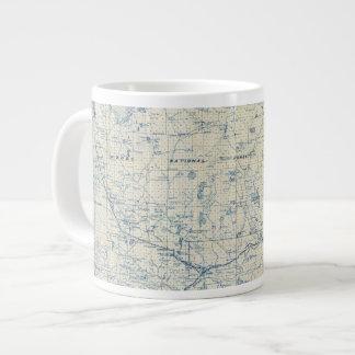 Modoc County Large Coffee Mug