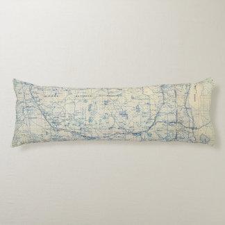 Modoc County Body Pillow