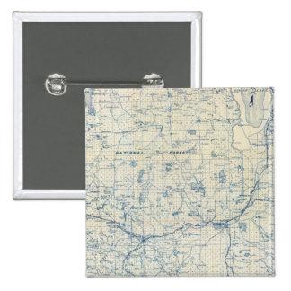 Modoc County Pinback Button