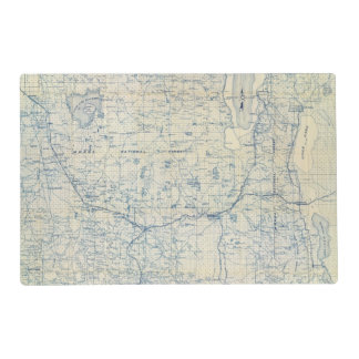 Modoc County Placemat
