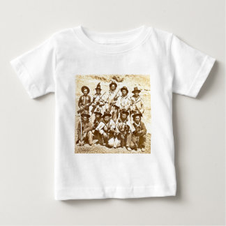 Modoc Indians by Eadweard J. Muybridge Baby T-Shirt