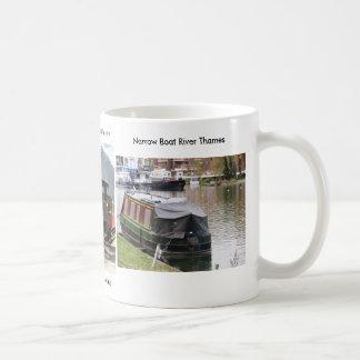 Modos de transporte taza básica blanca