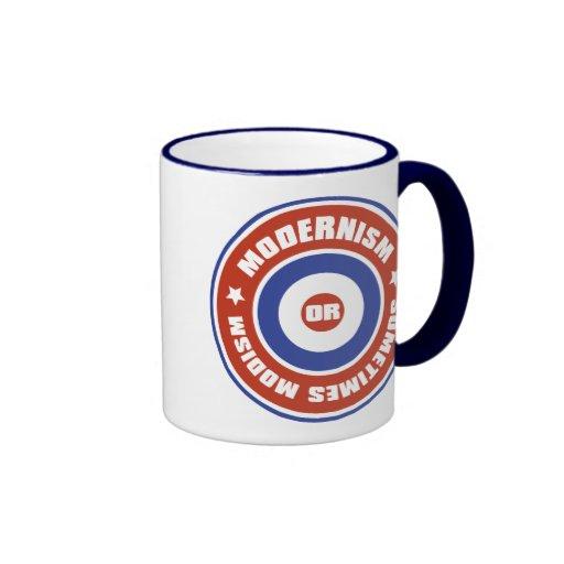 Mods1, Mods2 Ringer Mug